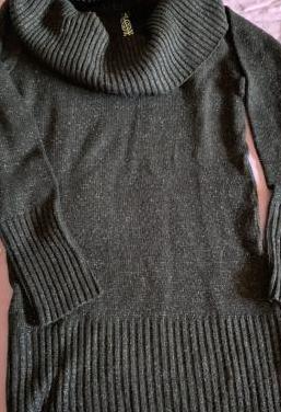 Jersey negro de pinkie. talla s