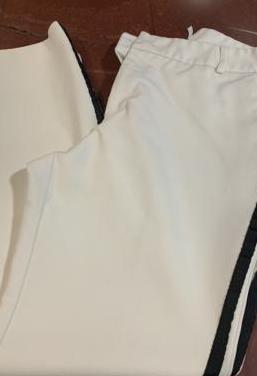 Pantalón chino stradivarius. talla 40