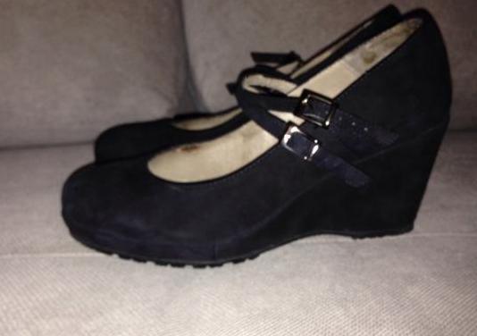 Zapatos botticelli ante negro botticelli, 38