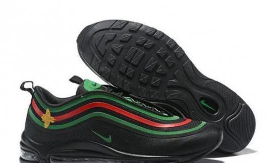 Zapatos nike air max 97 negros