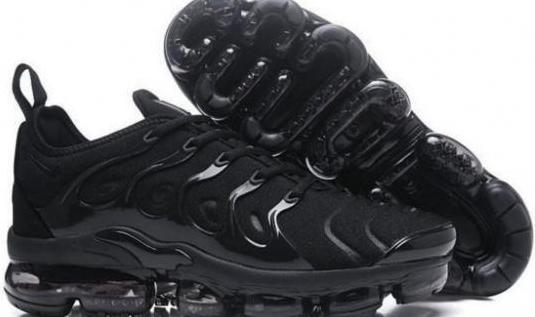 Zapatos nike vapormax color negro
