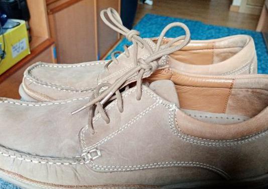 Zapatos hombre clarks n 42 como nuevos nubuk