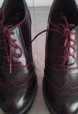 Zapatos nuevos, sin estrenar, numero 39,tex