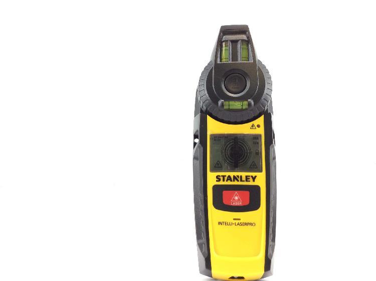 Medidor laser stanley intelli-laserpro