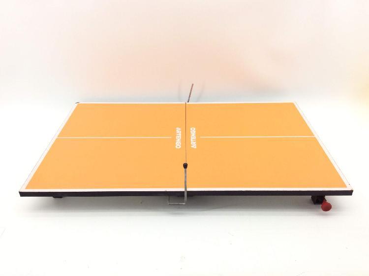 Mesa ping pong artengo microping