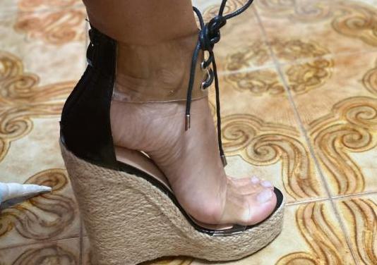 Zapatos dulce verano