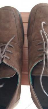 Zapatos mujer t39 marca 24h ante marrón
