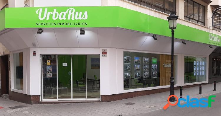 * urbarus vende fantastico local con inquilino.