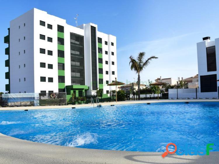 Apartamentos con vistas al mar en las mil palmeras