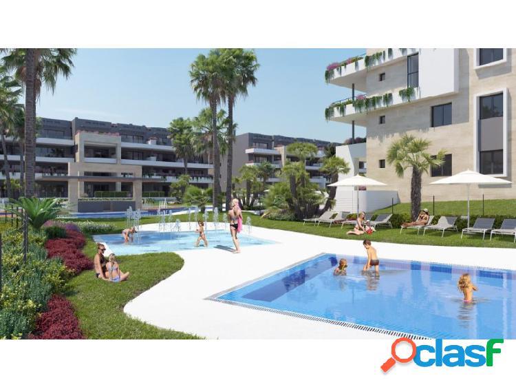 Magnificos grandes apartamentos en playa flamenca con grandes terrazas