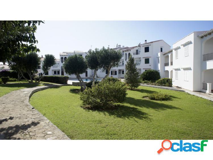 Apartamento en venta en menorca (cala'n porter / alaior) de 53m2 con 2 habitaciones