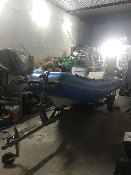 Barca neumática- lomac 430 ok
