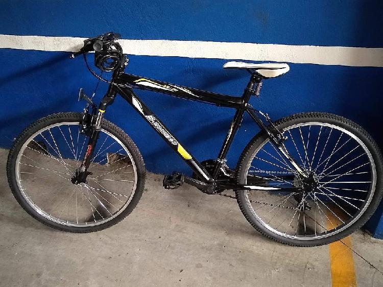 Bicicleta de montaña a estrenar