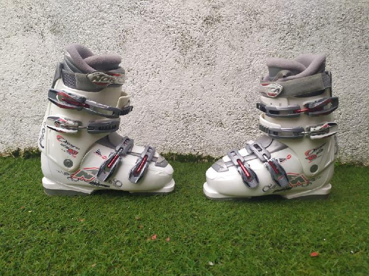 Botas esquí mujer nórdica. talla 39-40