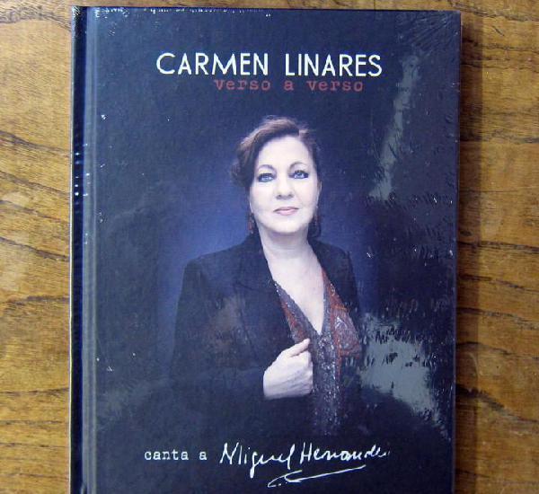 Carmen linares - verso a verso, canta a miguel hernández -
