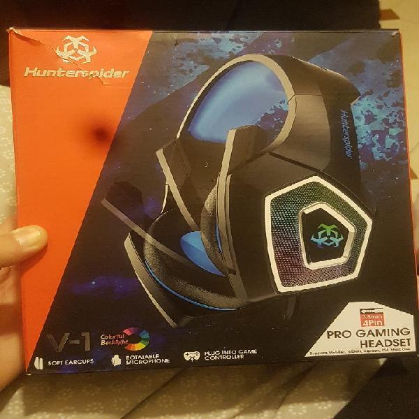 Cascos gaming/ pro gaming headset