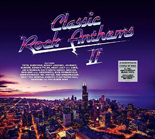 Classic rock anthems 2 - classic rock anthems 2