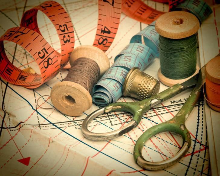 Confeccion y arreglos de ropa