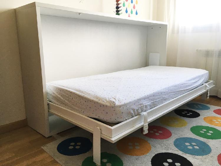 Cama abatible horizontal jotajotape 90x190