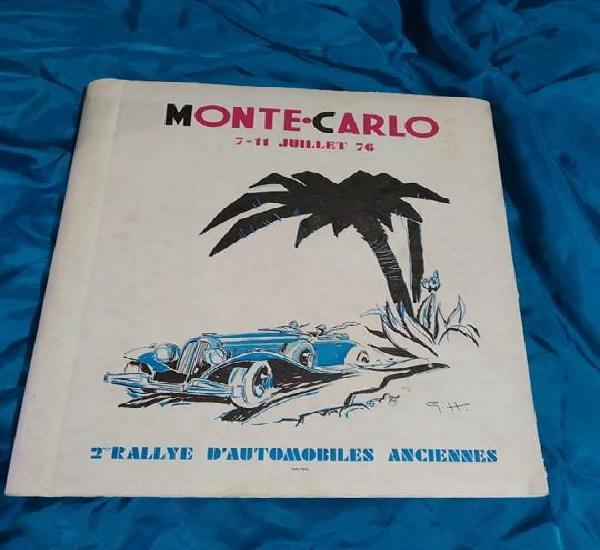 Carpeta album historico clasico 2 rallye automoviles