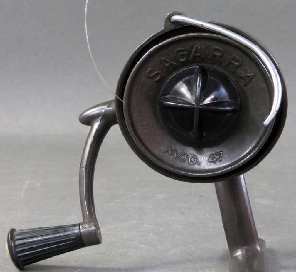 Carrete de pesca sagarra mod 47 made in spain