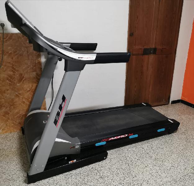 Cinta de correr bh fitness rt aero dual