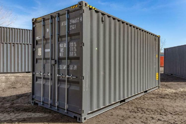 Contenedores marítimos 6m nuevos y usados