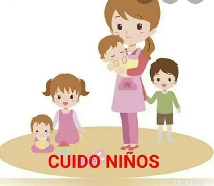 Cuidado de niños/clases particulares