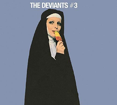 Deviants - deviants #3 (black & white nu