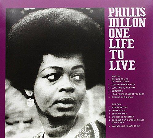 Dillon phyllis - one life to live (sky blue mar