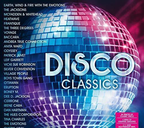 Disco classics - disco classics