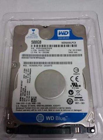 Disco duro sata 500gb 6.0gb/sg ultra rapido