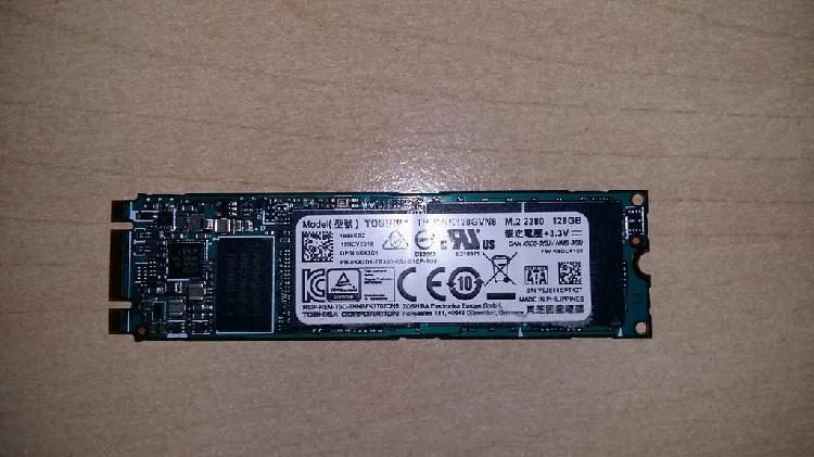 Disco duro ssd 128 gb