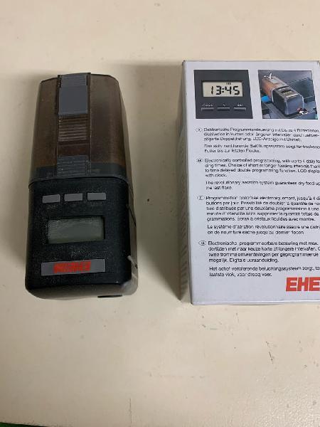 Dispensador eheim 3581 digital
