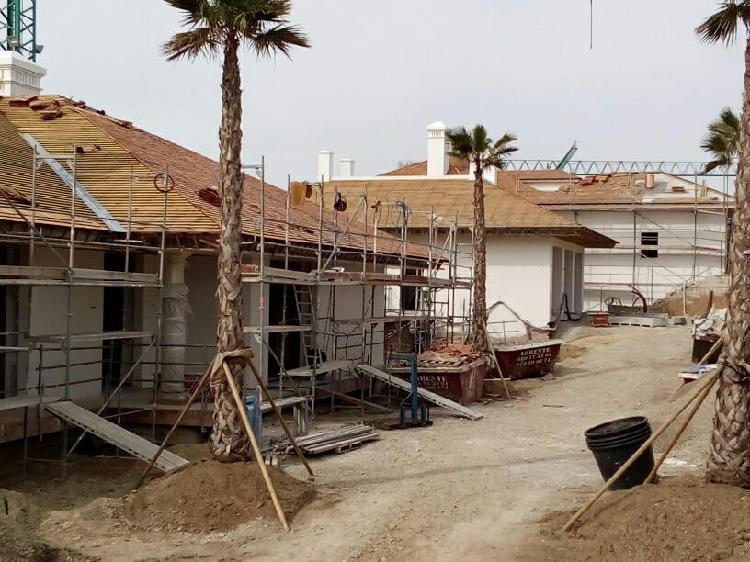 Experto en tejados y obras de madera