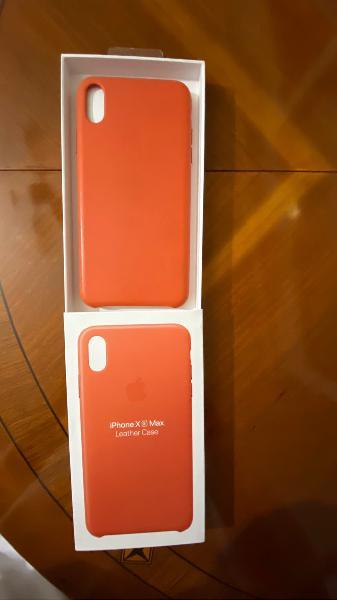 Funda original iphone xs max