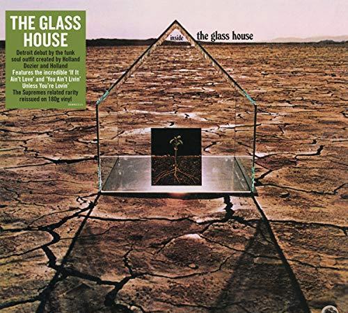 Glass house - inside the glass house