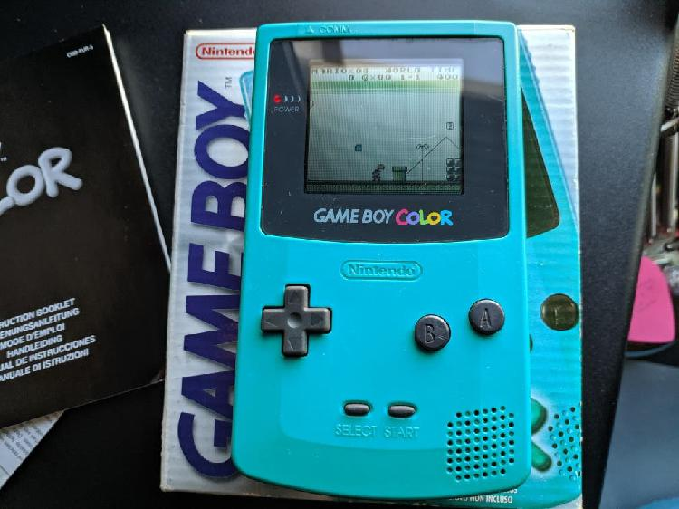 Game boy color original