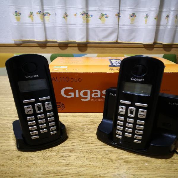 Gigaset al110 duo (2 teléfonos)