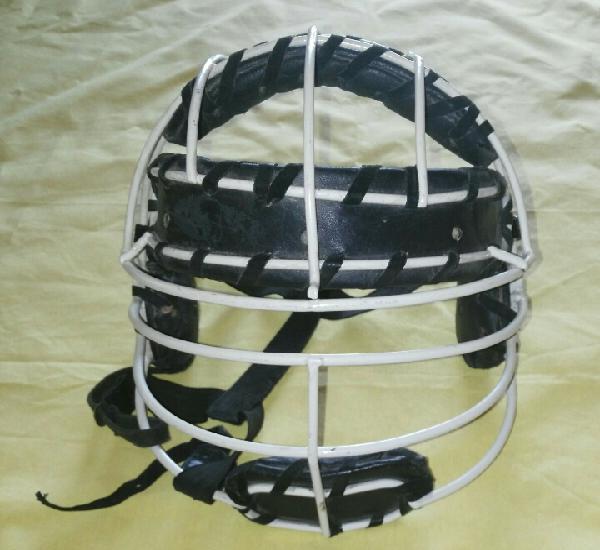 Hockey. mascara-casco protector.. vintage. envio certificado