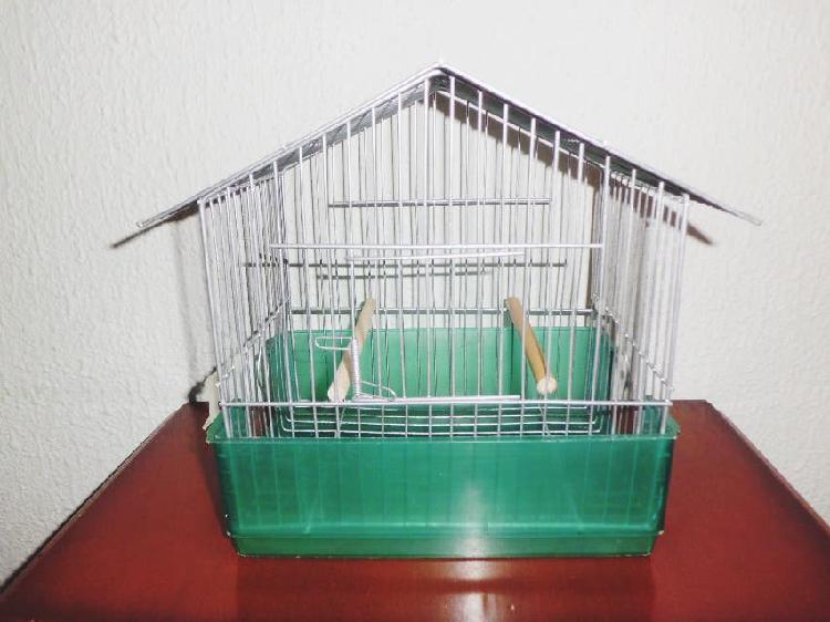 Jaula pájaros
