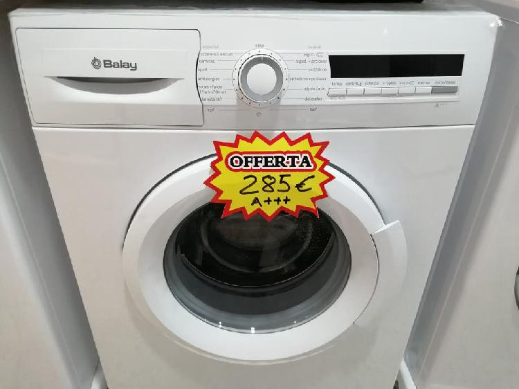 Lavadora balay 6 kg con garantía !!! nueva a + +