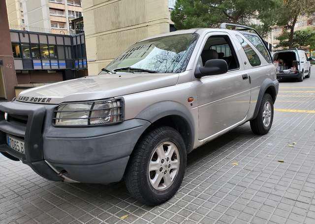 Land rover freelander targa 2.0 td4 s