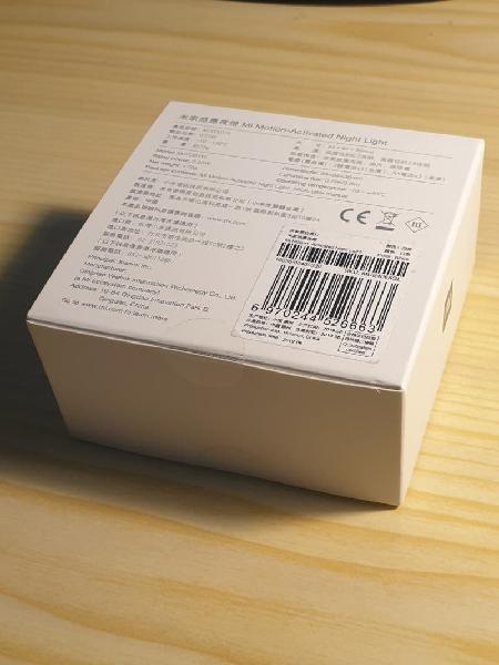 Led con sensor de movimiento xiaomi