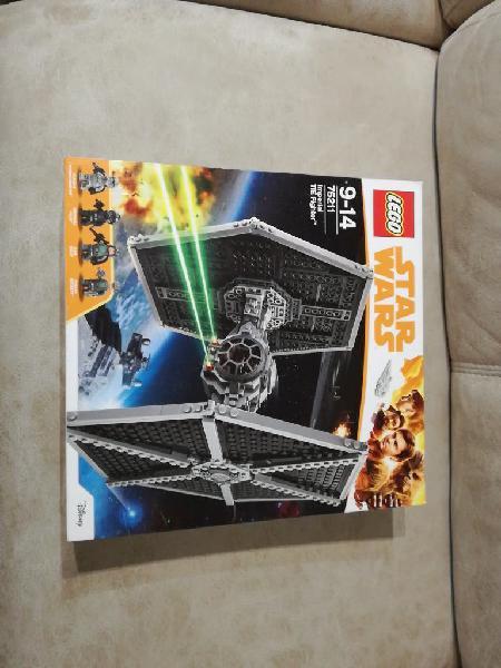 Lego star wars imperial tie fighter 75211 nuevo