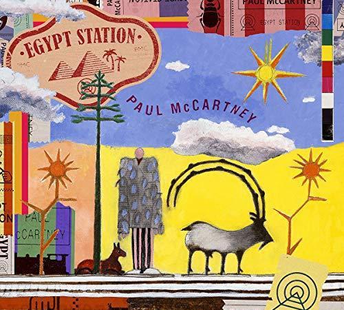 Mccartney paul - egypt station (gate) (ltd) (dl