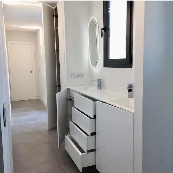 Mobiliario de baño a medida