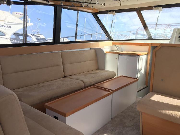 Mobiliario de embarcación a medida