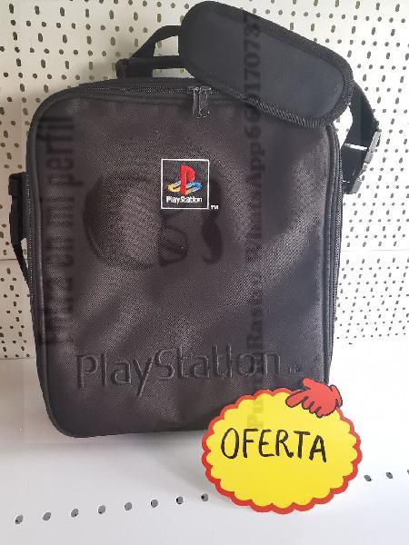 Mochila o maleta para consola ps1 psx playstation