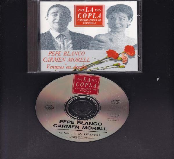 Pepe blanco & carmen morell - cd - lcd24-2 -